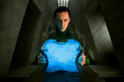 Loki and the Frost Giant's casket