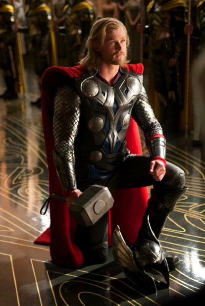 Thor in Asgard