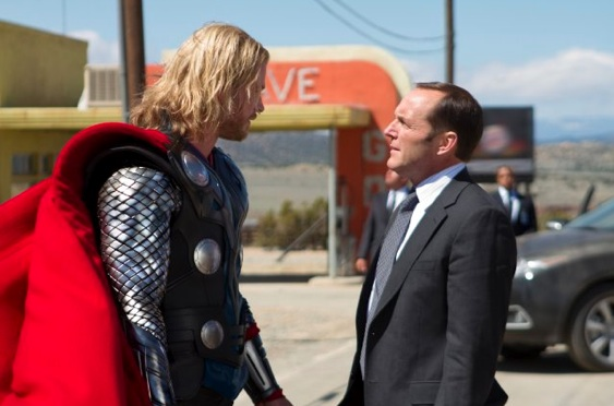 Thor restored