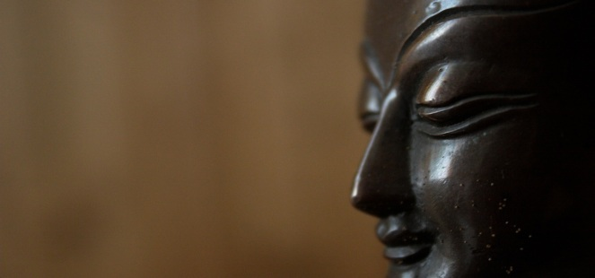Buddha Face Header Adaption