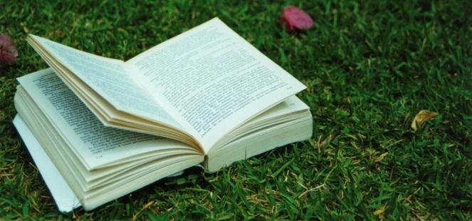 Open Book header