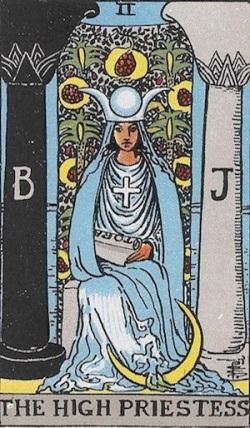 345px-RWS_Tarot_02_High_Priestess
