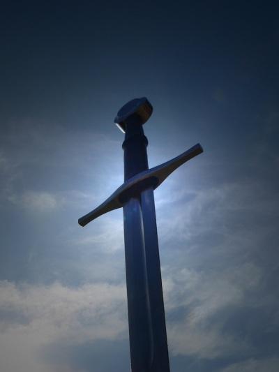 Seize the Sword