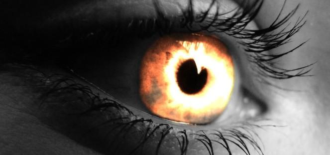 Fire Eye Header website