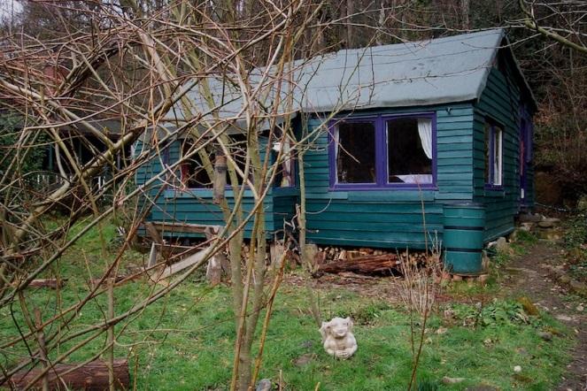 Whittle Dean shack