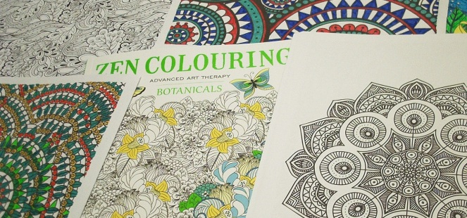 Zen Colouring header