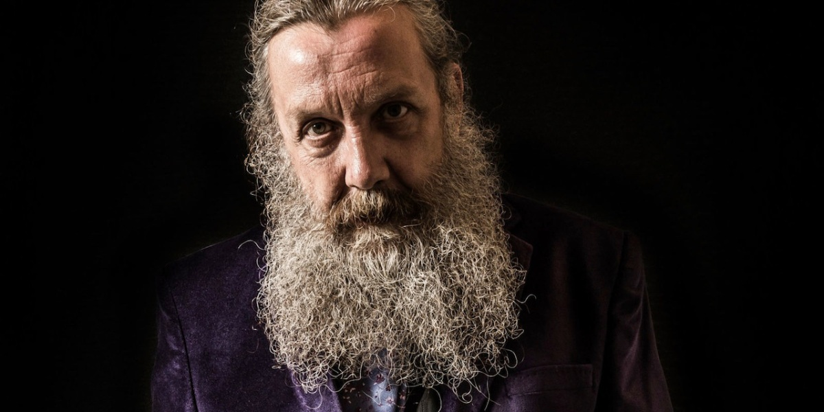 Alan Moore on the magic of fiction andimagination