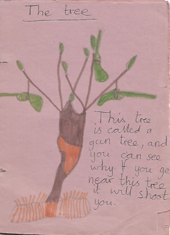 Life on Mars tree