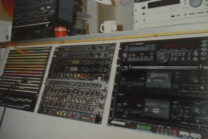 Control Room outboard