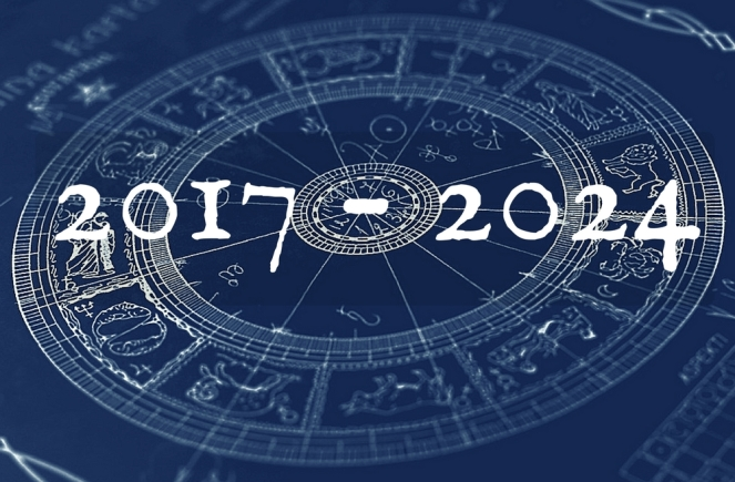 Astrological Cycles and the Collective: 2017 – 2024 – Jessica Davidson