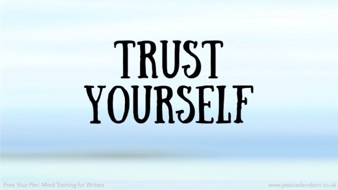 Trust in yourself essay