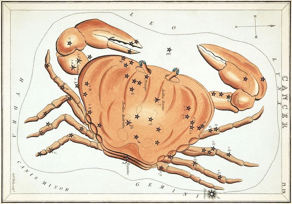 The Mythology of the Zodiac: Cancer Myths