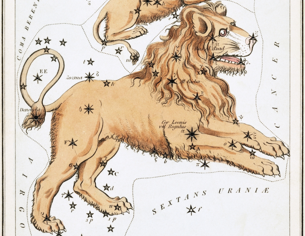 The Mythology of the Zodiac: Leo Myths