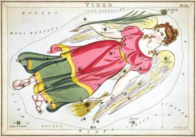 Zodiac Myths: The Story Behind Virgo – Jessica Davidson