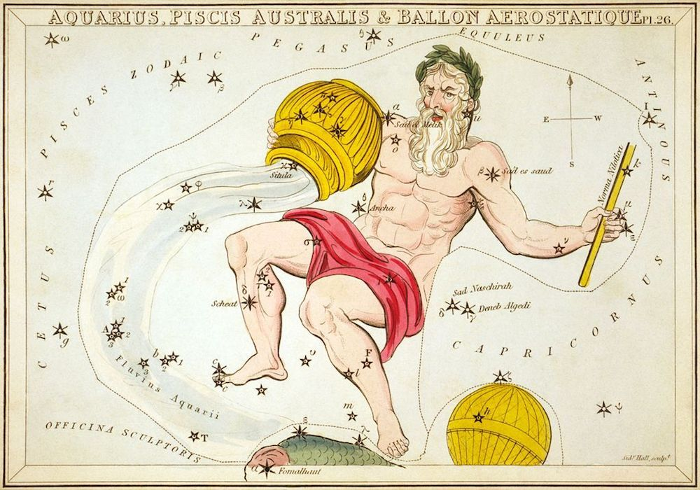 Zodiac Myths: The Story Behind Aquarius