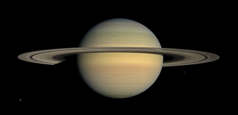 Planet Myths: The Story Behind Saturn
