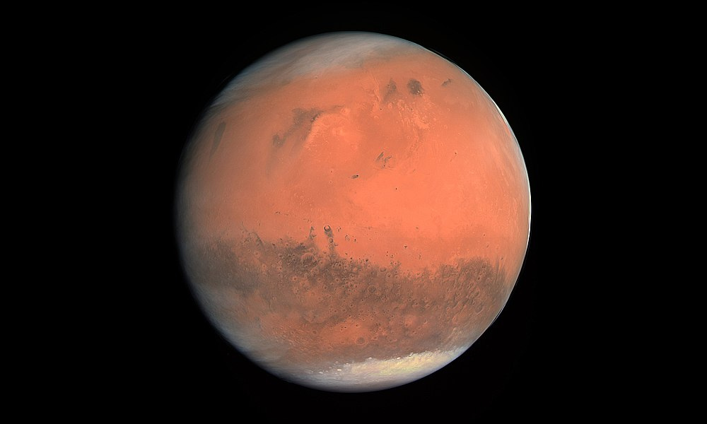 Planet Myths: The Story Behind Mars